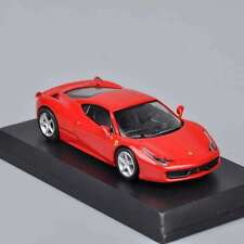 1/64 Scale Red Ferrari Minicar Collection Ⅷ 458 ITALIA Diecast Car Kyosho Toy