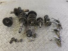 1999 YAMAHA 350 WARRIOR YFM TRANSMISSION TRANS GEARS REVERSE COMPLETE TRANS ASSY