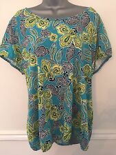 Plus Size Short Sleeve Top By The Collection at Debenhams (Size 22)