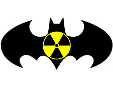 53NUCLEAR STICKERS, batman, STICKERS N-53