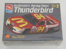 AMT ERTL McDonald's Racing Team #94 THUNDERBIRD SEALED 1996 MODEL KIT R8839