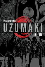 Uzumaki (3-in-1, Deluxe Edition): Includes vols. 1, 2 &by Junji Ito (Hardcover)