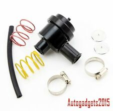 VW Audi 1.8T 2.7T Recirculate Diverter Valve Turbo BOV Boost bypass BlacK