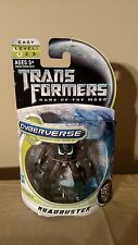 Transformers Dark of the Moon DOTM Cyberverse Legion Class Roadbuster MISB