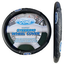 Ford Premium Crosshatch Grip Steering Wheel Cover