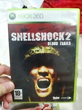 Original XBox 360 Game / Games : ShellShock 2, Shell Shock