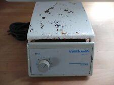 VWR Scientific 350 Hot Plate 33918-217 20mm x20mm - Temp Range: 5-550 Deg