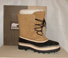 SOREL CARIBOU Winter Snow Pac Boots  Men's 9   NIB