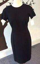 Ellen Tracy~House of Fraser~black formal dress~UK 10 ~ NWT~RRP £ 95