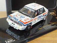 IXO RALLY SAN REMO 1991 LANCIA DELTA INTEGRALE AURIOL CAR MODEL RAC072 1:43