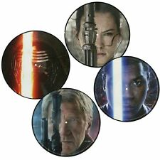 JOHN WILLIAMS - STAR WARS : THE FORCE AWAKENS OST Double VINYL LP Picture Disc