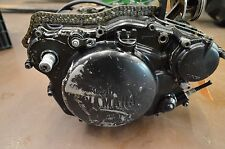 1986 YAMAHA XT 350 BOTTOM END MOTOR ENGINE
