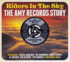 RIDERS IN THE SKY - THE AMY RECORDS STORY 1960-1962 (NEW SEALED 2CD)