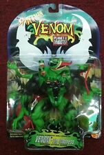 ToyBiz Spider-Man Venom Along Came A Spider Venom-THE MADNESS GREEN CHASE SEALED