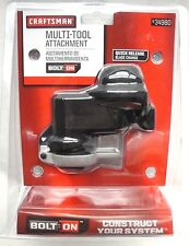 Craftsman Bolt On~Multi Tool Attachment~*QUICK RELEASE BLADE CHANGE*9-34980 (J5)