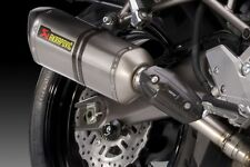 AKRAPOVIC Escape Placa calor Kawasaki Versys 1000 a 2016