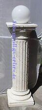 Säule Licht Stehlampe Lampe Säulenlampe Stehleuchte Lampe Auf Alt Figur 54 F38