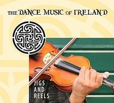 Jigs and Reels: The Dance Music of Ireland [Slipcase] by Various Artists (CD,...