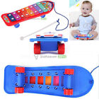 New Musical Educational Scooter Car Piano Developmental Toy For Baby Toddler Kid