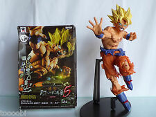 Son Gokou SCulptures Big BanPresto Colosseum Dragon Ball Anime / Manga Figure