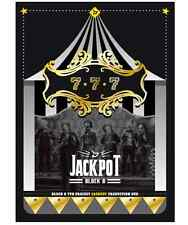 BLOCK B [JACKPOT PRODUCTION DVD] 2 DISC Photo Book K-POP Sealed (Free shipping)