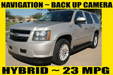 Chevrolet: Tahoe HYBRID ~ LEATHER ~ NAVIGATION ~ 3RD ROW SEAT