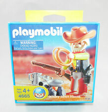 Playmobil special usa 4665 cow-boy Nouveau/OVP MIB
