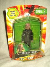 Doctor Who Action Figure  Series 3 Dalek Sec Hybrid