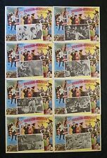 ELVIS PRESLEY FUN IN ACAPULCO URSULA ANDRESS LOBBY CARD SET N MINT MEXICAN 1963