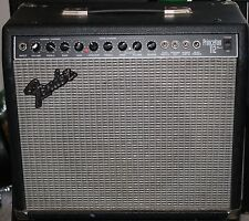 Fender Princeton 112 Plus Guitar Amp,65 Watts,Made in USA,Reverb.Effects loop B0