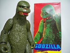 D2000073 GODZILLA TOHO 1977 MATTEL SHOGUN WARRIORS NOTHING BROKEN COMPLETE BOX