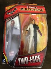 DC Comics Multiverse Mattel Wave 3 Batman Arkham Knight Two-Face Figure