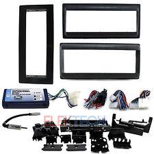 Radio Replacement Interface & Single Din Dash Mounting Kit Retains OnStar & Bose