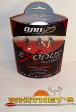 QAD- Exodus Full Broadhead - 100 Grain-BX100-F