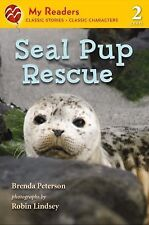 SEAL PUP RESCUE [9781250027764] - BRENDA PETERSON (PAPERBACK) NEW