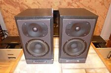 Pair of RSL Rogers Sound Lab CG-5 Audiophile speakers made in U.S.A