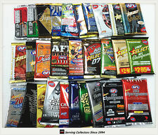 Unique-AFL Trading Cards Sealed Pack Rare Collection (1993-2015) (49 Series!!)
