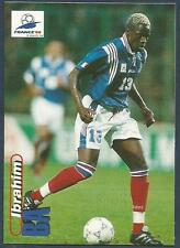 PANINI WORLD CUP 98- #043-FRANCE & MILAN-IBRAHIM BA