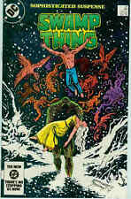 Saga of the Swampthing # 31 (Alan Moore, Rick Veitch) (USA, 1984)