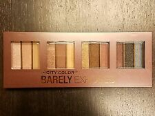 City Color Barely Exposed Eyeshadow Palette