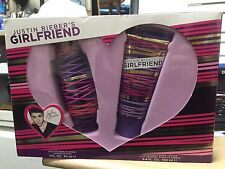 Justin Bieber's Girlfriend 2 Piece Gift Set (Perfume & Lotion)