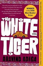 The White Tiger: A Novel (Man Booker Prize) by Aravind Adiga