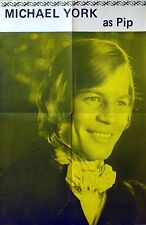 GREAT EXPECTATIONS 1974 Michael York CHARLES DICKENS UK 20x30 POSTER
