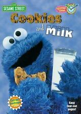 Cookies and Milk (Sticker Time)