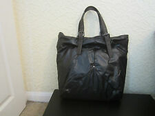Bottega Veneta Nylon-Leather Trimmed Men's Shopping Bag