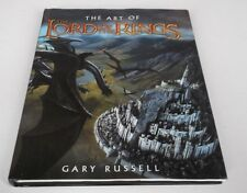 Gary Russell : The Art of the Lord of the Rings. Hardcover, 2004