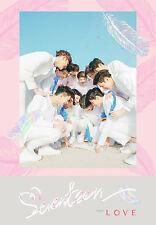 SEVENTEEN LOVE & LETTER (LOVE Ver.) 1st Album CD+Photocard+Booklet Brand New