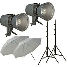 Impact Two Monolight Kit without Case (120VAC) 350 Total Watt Seconds