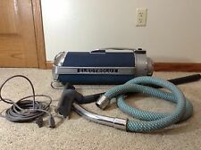 Vintage Electrolux XXX - Canister Vacuum With Runners