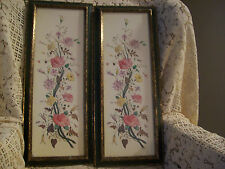 Vintage Pictures Prints Floral Spray Turner Wall Accessory